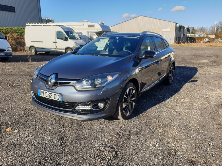 RENAULT Megane Estate 1.2 TCe 130ch energy Bose