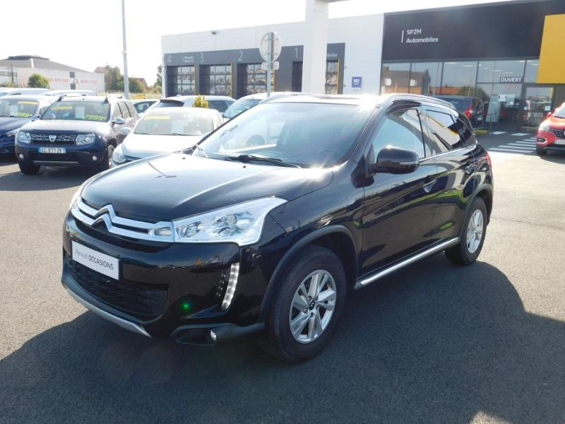 Citroën C4 AIRCROSS - 1.6 E-HDI115 4X4 FEEL EDITION (2015)