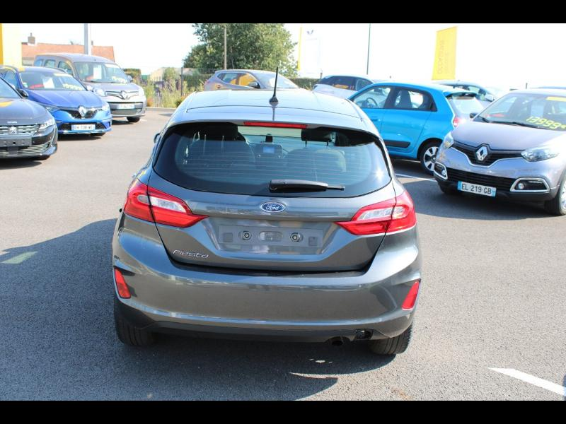 Ford Fiesta - Active 1.5 TDCI 85ch S&S Euro6.1