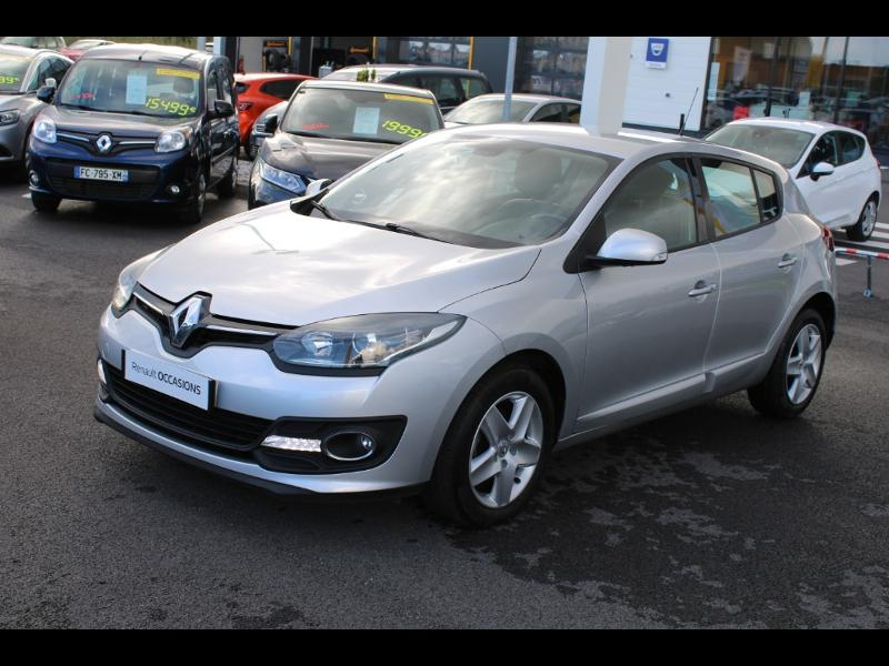 Renault MÉGANE - 1.5 DCI 110CH ENERGY BUSINESS ECO² 2015 (2015)